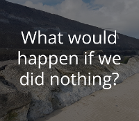 What would happen if we did nothing?